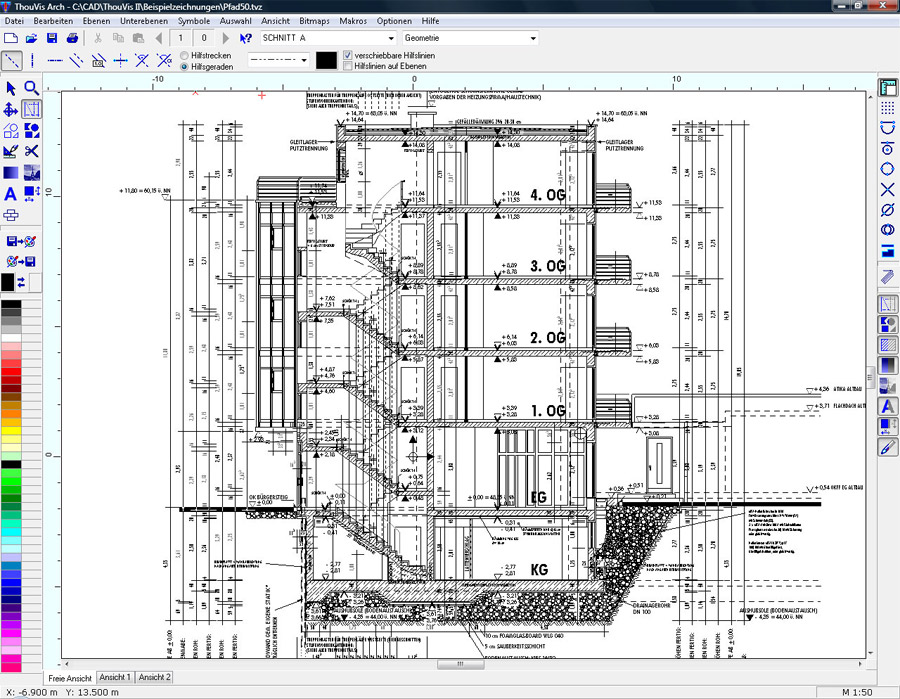 Thouvis cad software in dreifacher ausf hrung lowcost Web cad software